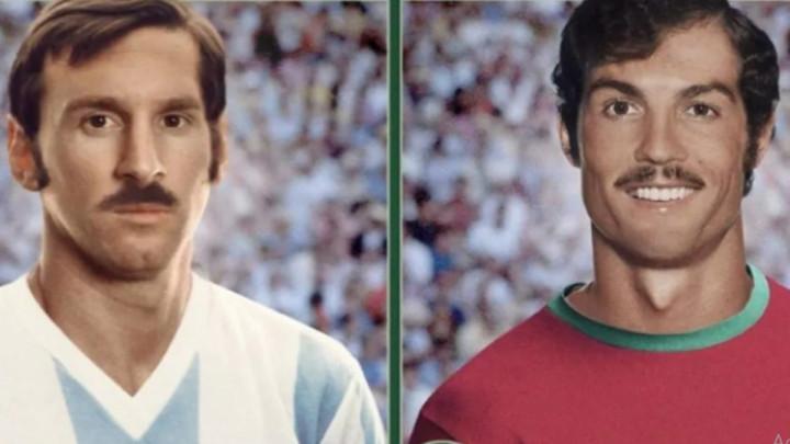 Messi i Ronaldo, putovanje kroz vrijeme