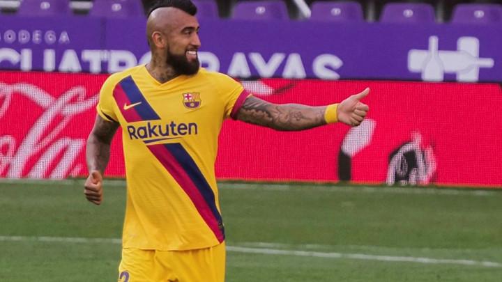 Vidal se oprostio od saigrača i ispraznio ormarić u svlačionici, a gospodski potez sve oduševio