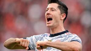 Lewandowski novinaru: Koje četiri utakmice bez gola? Misliš li na trening?