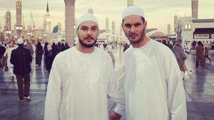 Emir Spahić pohodi najveće islamsko hodočašće