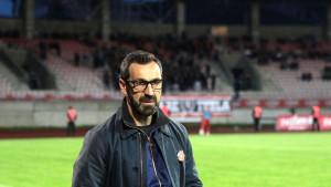 Nalić nakon Željezničara: Ne znam da li ćemo skupiti dovoljno igrača za Široki Brijeg
