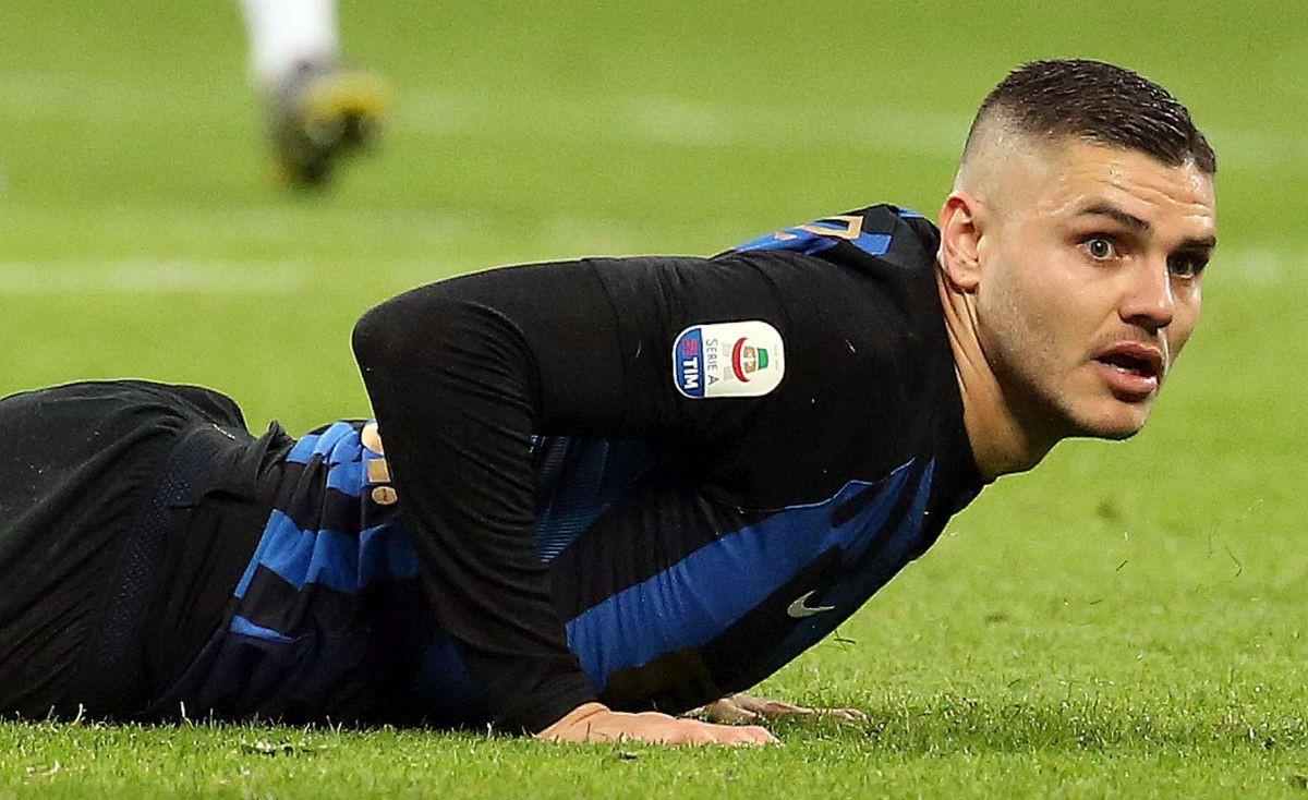 Icardi strpljivo čeka rasplet situacije i odlazak u Juventus