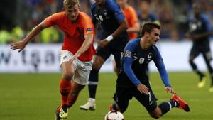 Mbappe i Giroud srušili Holandiju, Kipar koban i za Slovence