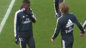 Vinicius od sada zna ko je glavni šef u Realu