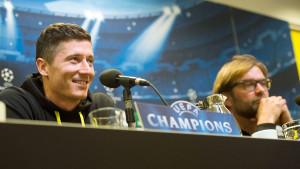 Lewandowski: Klopp je uvijek prigovarao samo nama Poljacima
