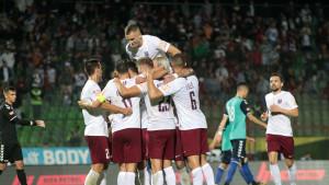 FK Sarajevo golovima Mustafića i Ahmetovića 'slomio' FK Zvijezda 09