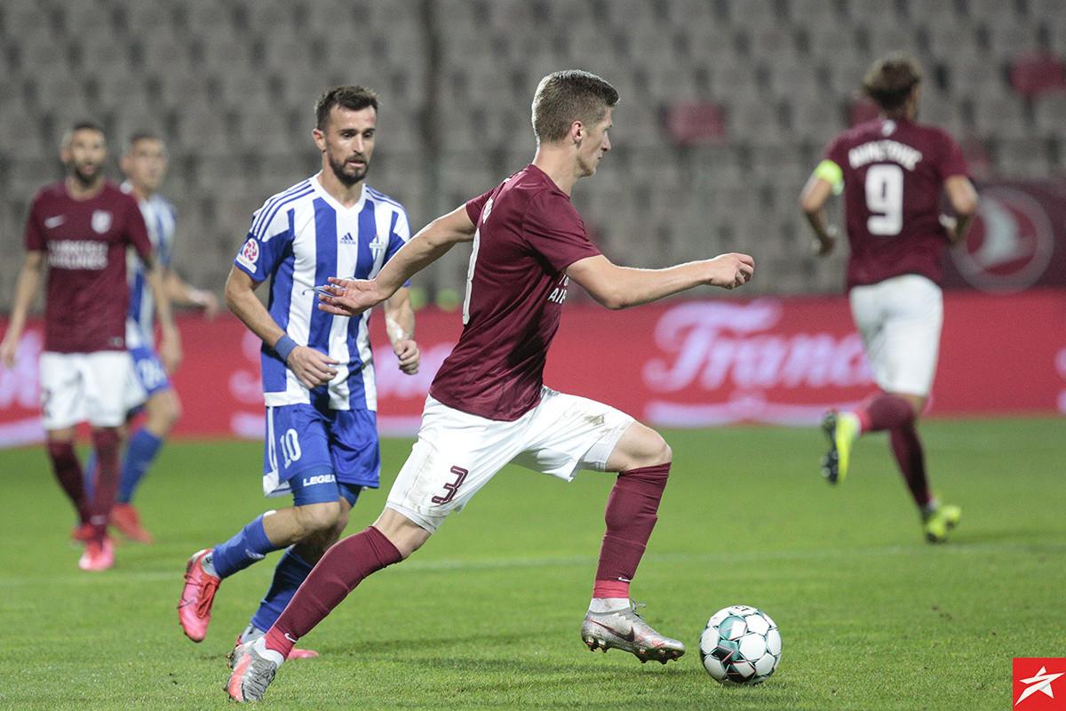 U FK Sarajevo svi negativni!