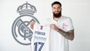 Real Madrid doveo centra sa NBA iskustvom