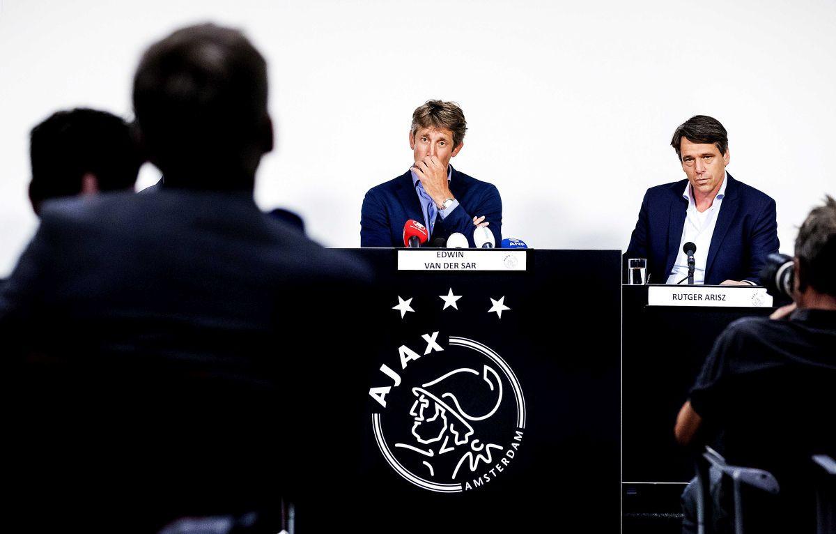 Direktor Ajaxa potvrdio: Jasno je da postoji interes Manchester Uniteda i Reala