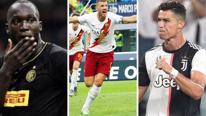 Kvote za najboljeg strijelca Serije A: Ronaldo nije toliko dominantan, zna se ko mu se približio...