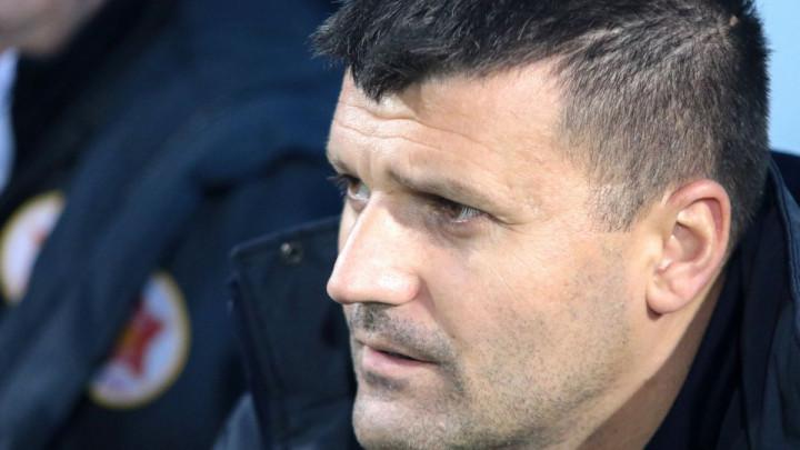 Šta je Dudić rekao svojim nogometašima poslije meča?