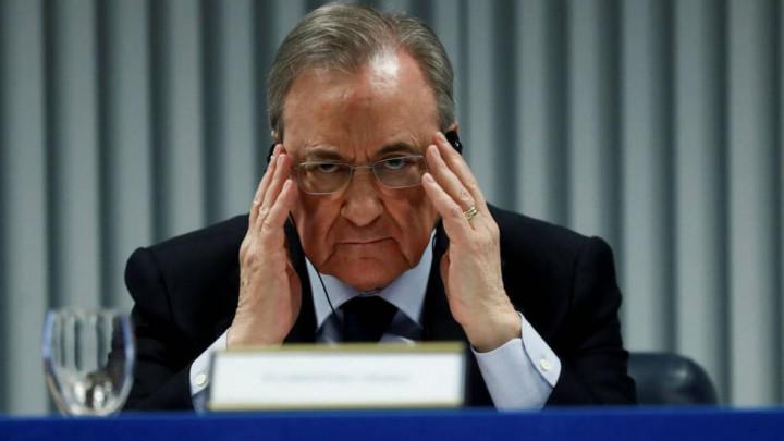 """Florentino Perez bijesan na agente francuskog """"wonderkinda"""""""