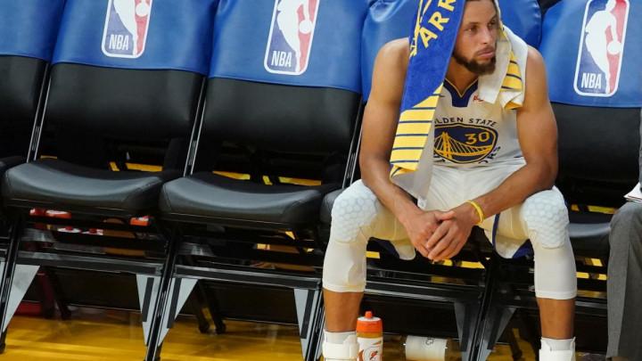 Prolongiran povratak Stephena Curryja