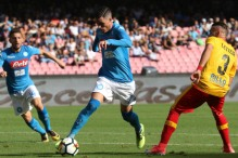 Napoli i Benevento odgovorni za zanimljiv 'rekord'