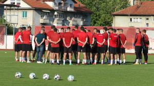 Sloboda počela sa pripremama: Žižović prozvao 28 fudbalera