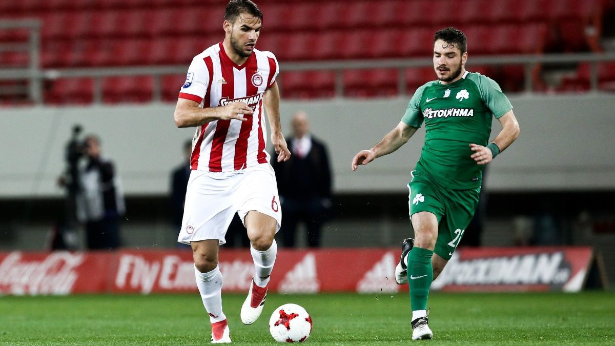Olympiakos i Panathinaikos podijelili bodove