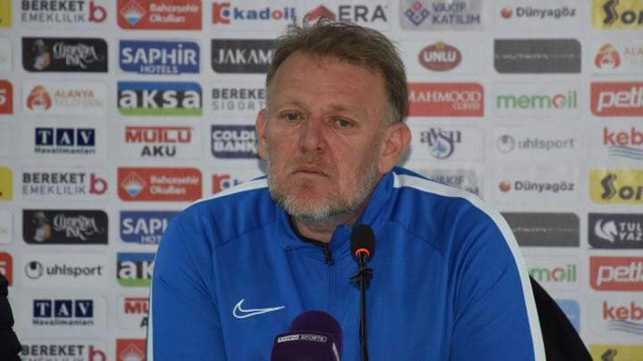 "Prosinečki nakon primljene petarde: ""Igrali smo dobro do 35. minute, gledat ćete pravi Kayserispor"""