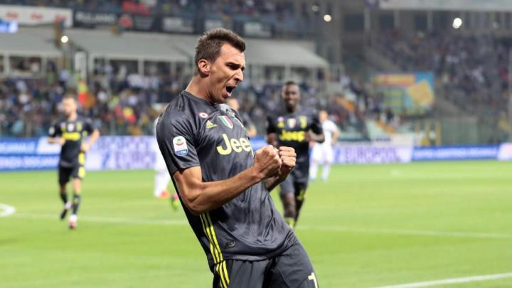 Mandžukić se vraća u Italiju!