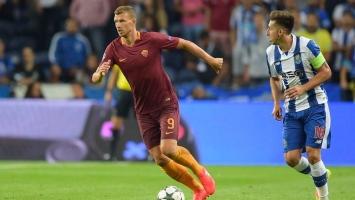 Roma lovi grupnu fazu LP, Džeko ponovo starter