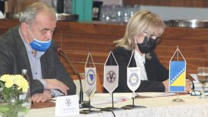 Završena sjednica Skupštine NSZDK: Suvad Spahić i Muris Jabandžić izabrani za Izvršni odbor NSBiH