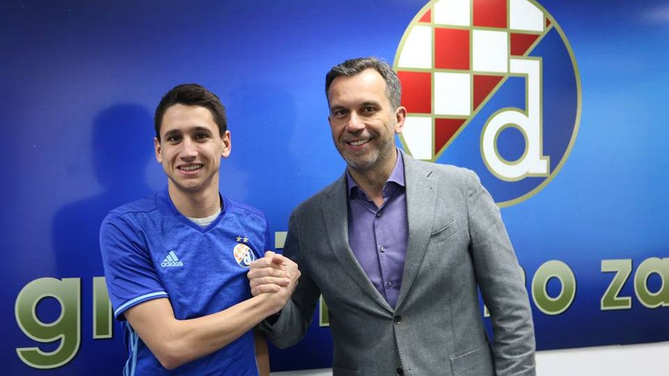 Zvanično: Luka Menalo potpisao za Dinamo!