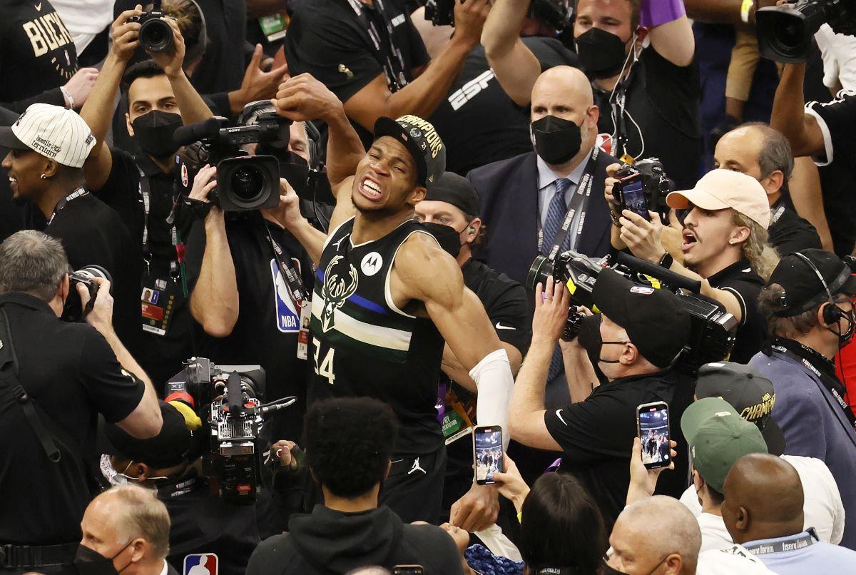 Čudesni Giannis odveo Buckse do NBA titule