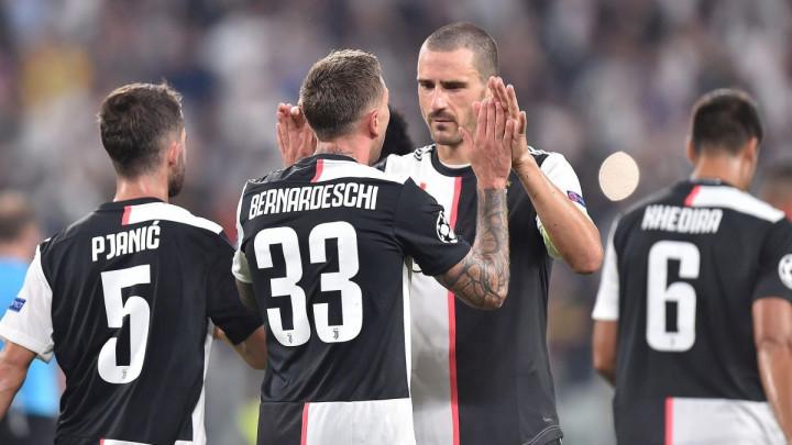 Bonucci: Ovo je bila utakmica u kojoj smo uživali