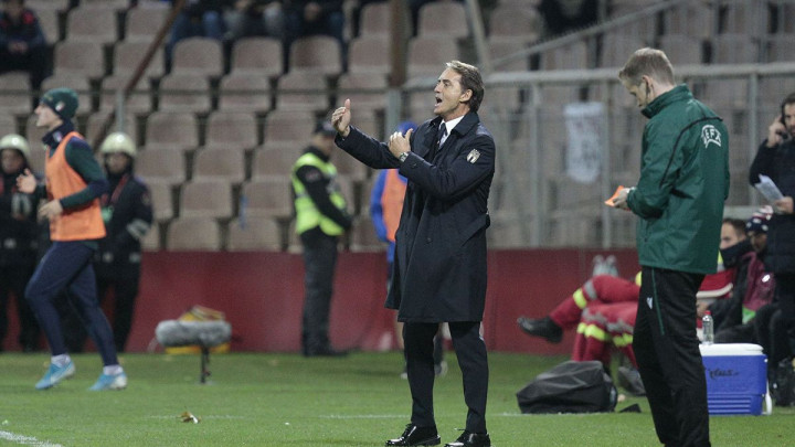 Mancini govorio o tome kako je dobio posao selektora: Niko nije htio, pa sam došao ja
