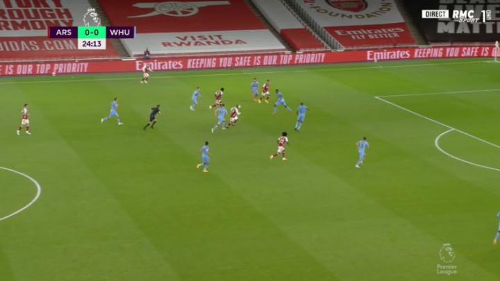 VAR je ovaj put bio na strani Arsenala: Topnici vode protiv West Hama