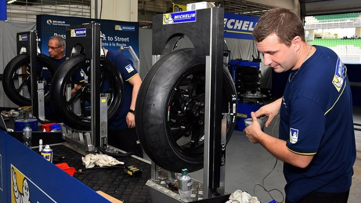 Michelin uz Moto GP do 2023.