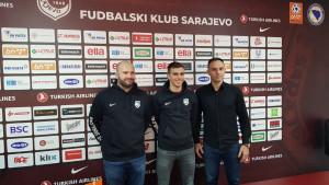 Ivan Jukić novi član FK Sarajevo