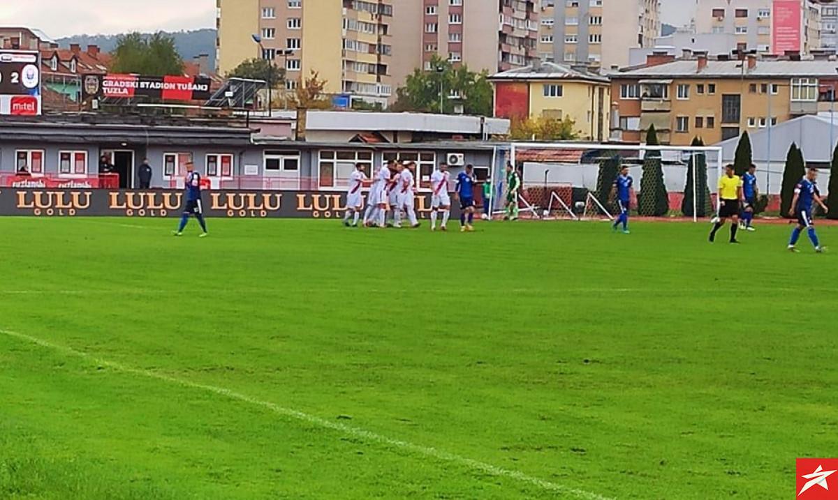 Neodbranjivo i topovski: Todorović zabio na Tušnju