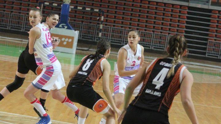 U Sarajevu kontrolni trening košarkašica uzrasta U16 i U18