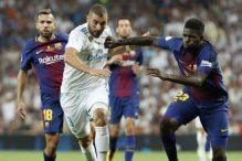 Barcelona nemoćna: Novi trofej u Realovim vitrinama