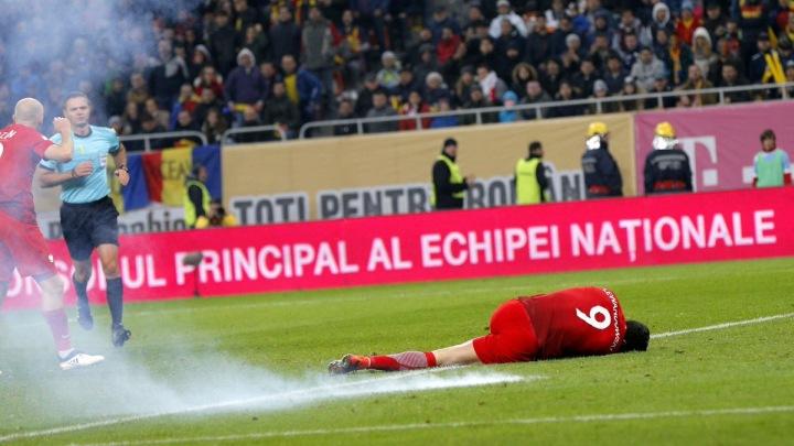 FIFA žestoko kažnjava Rumune zbog napada na Lewandowskog