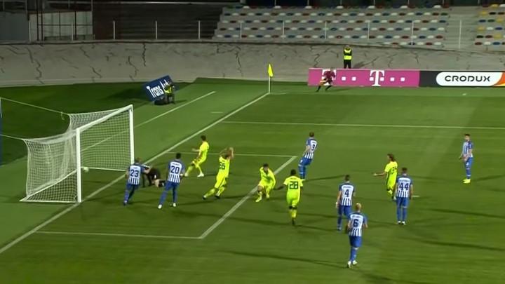Napadač Dinama protiv Lokomotive postigao jedan od najboljih golova u historiji HNL-a