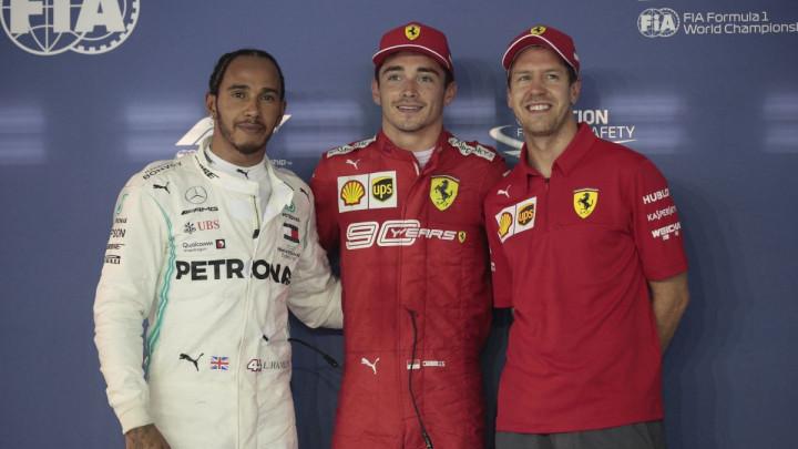 """""""Naravno da nemam ništa protiv da Hamilton dođe u Ferrari"""""""