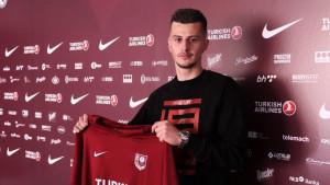 Crnički nakon potpisa za FK Sarajevo: Drago mi je što sam dio ovog velikog kluba