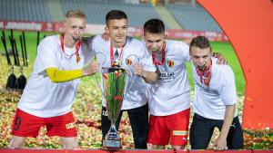 Petroviću trofej prvaka sa mladim timom Korone