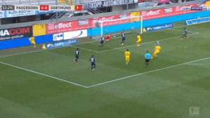 Dva brza gola Hazarda i Sancha za sigurno vodstvo Borussije
