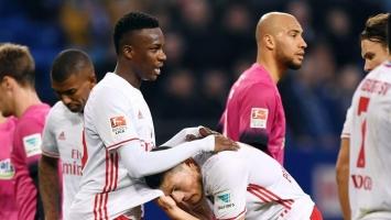 HSV u dosadnoj utakmici savladao Herthu