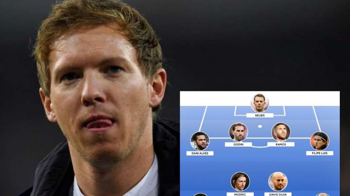 Vjerovali ili ne: Trener Hoffenheima je mlađi od svih igrača sa slike!