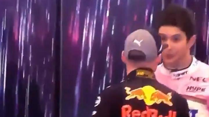 Bijesni Verstappen se obračunao sa Oconom nakon trke