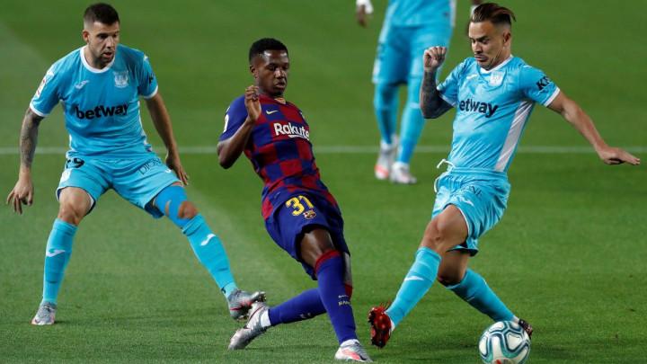 Ansu Fati produžio ugovor s Barcelonom uz vrtoglavu otkupnu klauzulu