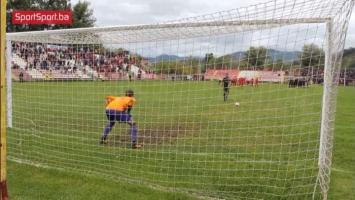 Pogledajte izvođenje penala s meča Mladost - Sarajevo