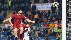 Roma i bez Džekine pomoći razbila Torino, Liga prvaka sve bliže