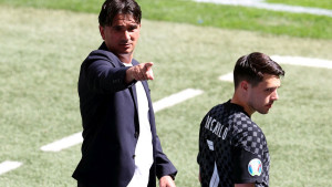 Zlatko Dalić iznenadio novinare u Rovinju kada je počeo trening Hrvatske