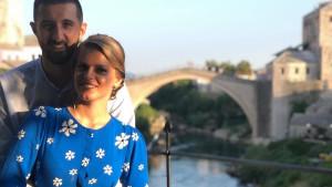 Kapiten Veleža oženio lijepu fudbalerku Amru