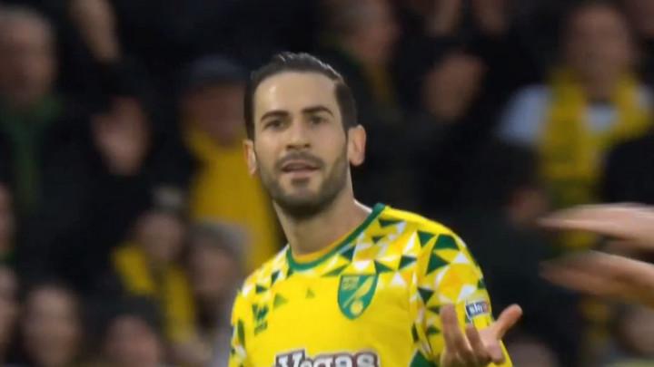 Mario Vrančić golčinom odveo Norwich u Premiership