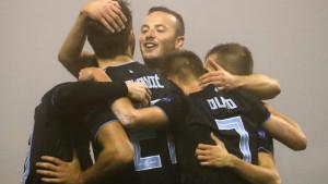 Jasmin Čeliković isključen, Dinamo savladao Inter